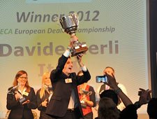 Davide Merli Campione Europeo e fondatore di Funcasino